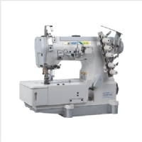 JR800-01CB-High Speed Flatbed Interlock  Sewing Machine
