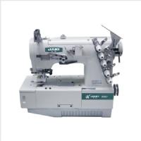 JR-F007-W122-Flatbed Interlock Sewing Machine