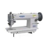 JR370-22SC-Top and bottom feeding big hook  heavy duty lockstitch sewing machine  with side cutter