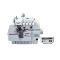 JR757F-EUT-High Speed Direct drive Overlock With Trimmer And Suction Device