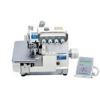 2011-JR850-EUT-High Speed Overlock With Trimmer And Suction Device