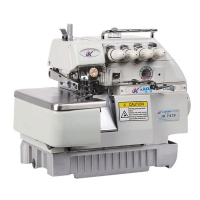 Hot products-JR747F-High Speed Overlock Sewing Machine For General Application
