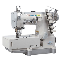 Hot products-JR800-01CB-High Speed Flatbed Interlock Sewing
