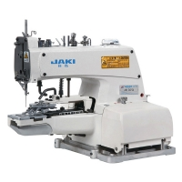 Hot products-JR373-Single-Thread Chainstitch Button Sewing