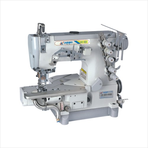 JR4040BBHigh Speed Cylinderbed Interlock Sewing Machine Hemming Fascinating Hemming Jeans Sewing Machine