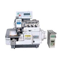 JR2220-5/EUT  高速直驱电动切线包缝机(带吸风装置)
