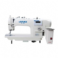 JR9801D-1J  嵌入式面板高速直驱自动剪线平缝机