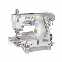 JR600-35BB  左切刀小方头绷缝机