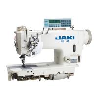 JR8450D/JR8750D 双针直驱自动切线平缝机