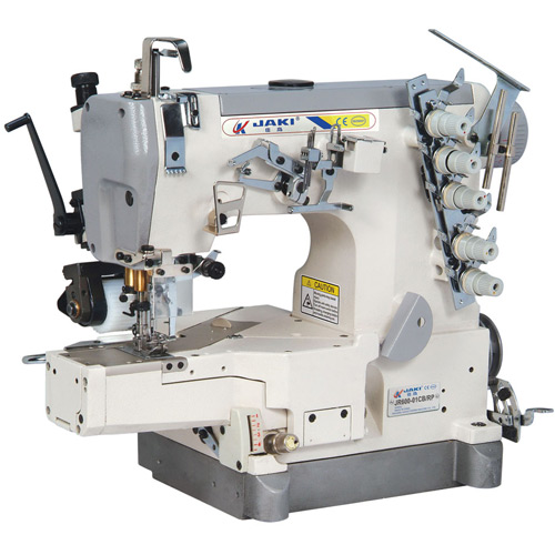 Jr800 01cb Rp High Speed Flatbed Interlock Sewing With